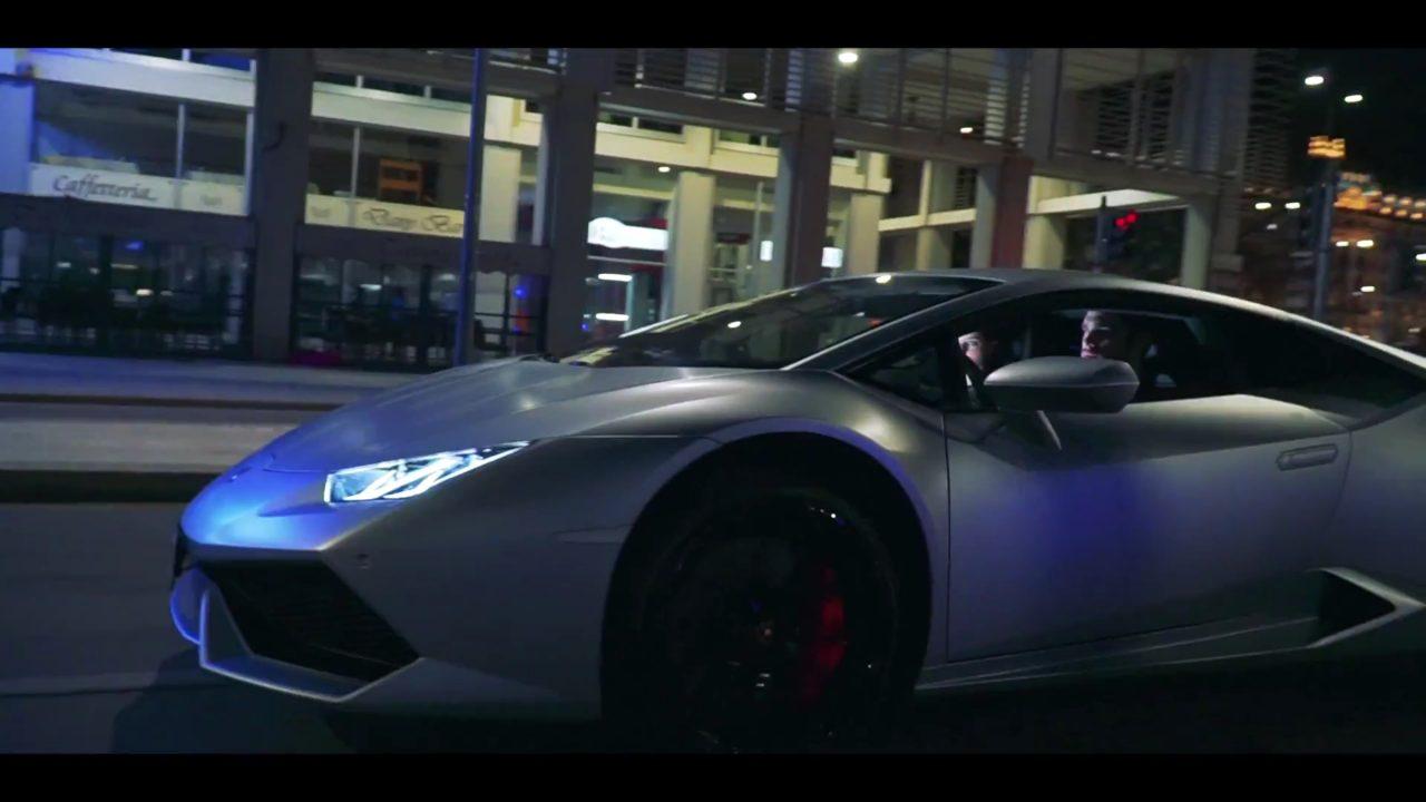 Lamborghini, Fashion Week